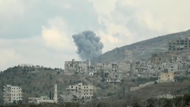 敘政府軍在伊德利卜收復多個村莊