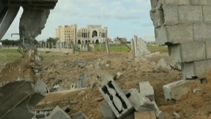 巴勒斯坦武裝宣布停火 局勢仍緊張