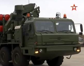 俄首套S-350防空導彈係統入役俄空天軍