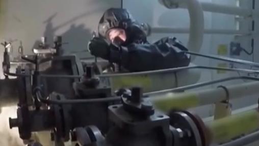 火箭軍:全防護操作訓練 提升打贏備戰能力