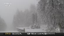 四川:冬日峨眉山 冰雪惹人醉