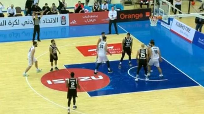 約旦戰勝新西蘭 晉級男籃世界杯