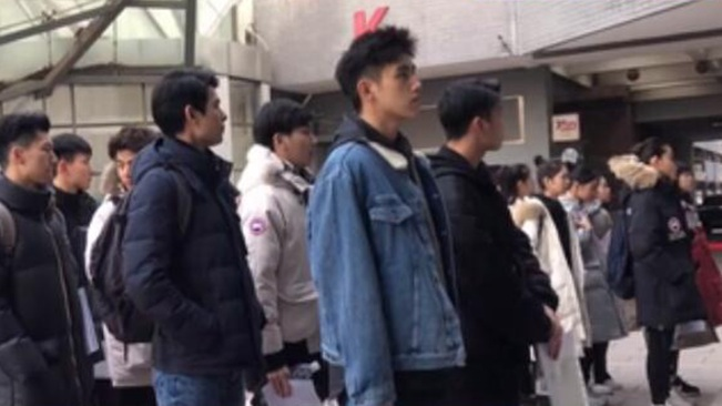 陳飛宇向宋祖兒討教藝考經驗