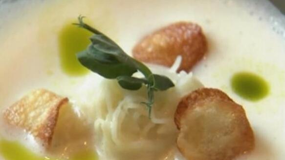 傳統料理新風味 輕食韓餐受追捧