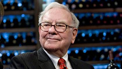 巴菲特麾下公司增持亞馬遜股票