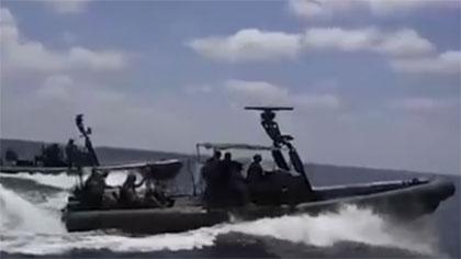 美以舉行聯合軍演 模擬奪回被劫持船只