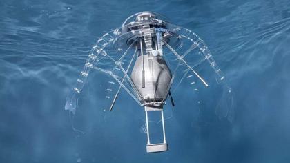 2019世界機器人大會——倣生機器人 可水下勘探和科考