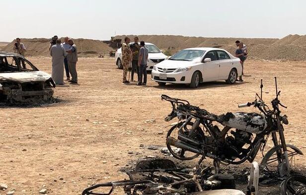 伊拉克:北部一球場遭炮擊 致5死20傷