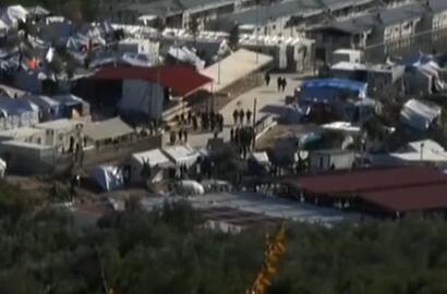希臘:一難民營發生衝突 致1死2傷