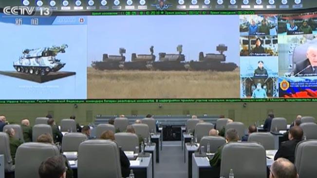 俄現代化武器裝備比重進一步提升