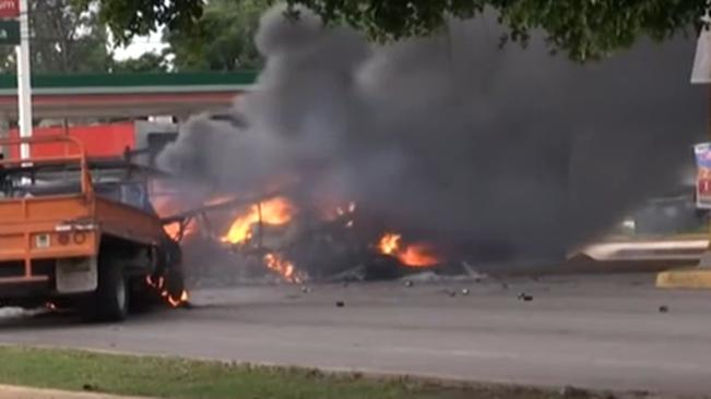 墨西哥:軍警加強戒備 庫利亞坎恢復平靜
