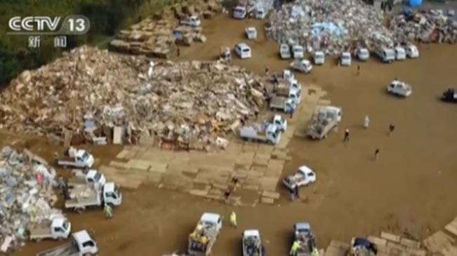 """日本:""""海貝思""""過後——災害垃圾處理任務重"""