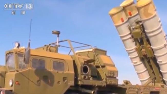 俄國防部接收今年第二批S-400係統