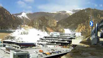國家高山滑雪中心已具備辦賽條件