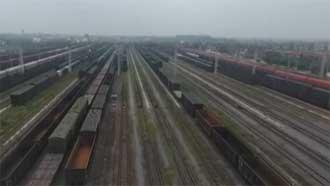 各地鐵路部門多舉措 助力復工復産
