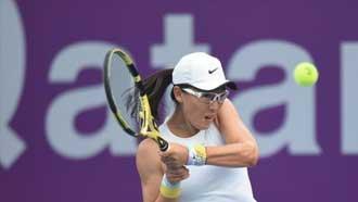 WTA卡塔爾公開賽:鄭賽賽晉級