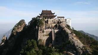 安徽:九華山景區恢復開放 引導有序遊覽