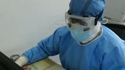 記者探訪武漢市第一醫院:細化分級 提高治愈率