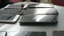 男子列車上盜竊13部手機被抓