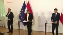 奧地利:將強制民眾在公共場所戴口罩