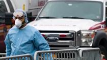 紐約醫護:患者持續增加 防護用品重復使用