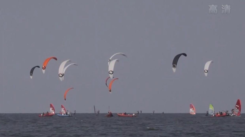 水翼風箏板、水翼帆板有望成為2024年奧運會項目