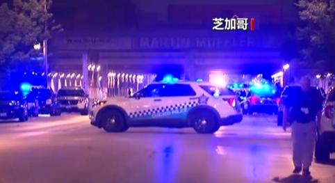 美國:芝加哥市上周末發生多起槍擊事件