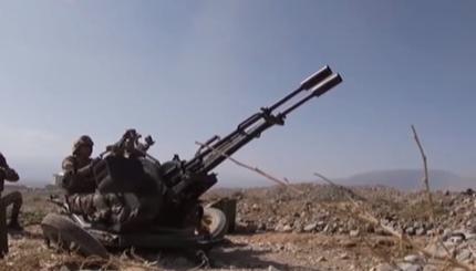 關注阿富汗局勢:集安組織演習畫面公布 應對邊境突發