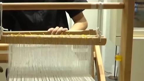 三星堆新發現:發現有三種織物品種 復原織物首次公布