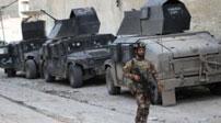 伊拉克 摩蘇爾收復戰 伊政府軍逐步收復極端組織控制區