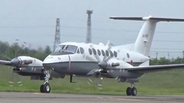 日本:陸上自衛隊一偵察機在北海道失聯