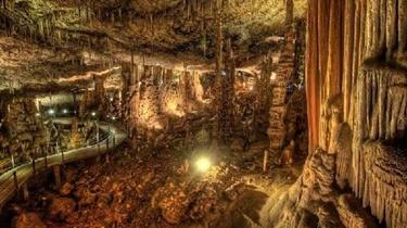 瑪雅人的洞穴壁畫