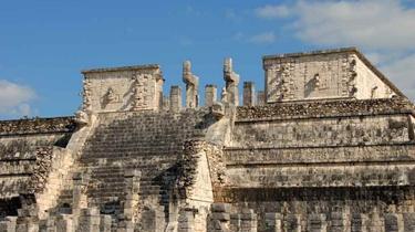 驚人的瑪雅建築
