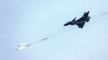 空軍殲-10B戰機將首次亮相國際軍事比賽