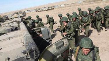 俄羅斯:俄西部30多個戰術單位處戰備狀態