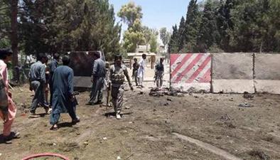 阿富汗:南部銀行網點遭汽車炸彈襲擊 數十人死傷
