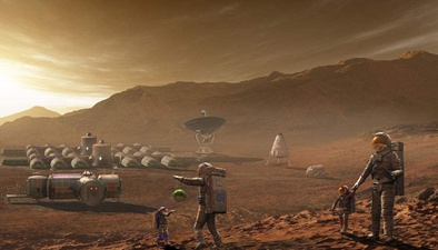 霍金稱人類未來需殖民其它星球