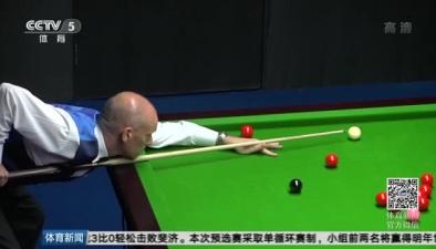 李行擊敗艾伯頓 與丁俊暉會師四分之一決賽