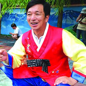 [十九大代表風採]羅哲龍:有文化的村才有未來