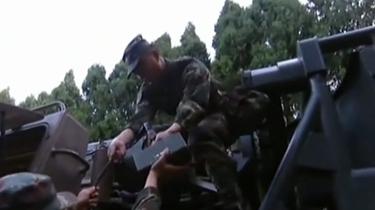火箭軍:新年開訓 練強陣地防禦能力