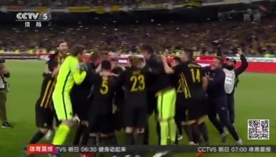 打破壟斷 雅典AEK首奪希超冠軍