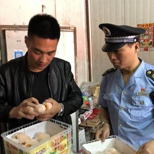 [第一時間]北京開展破損果蔬流向風險排查