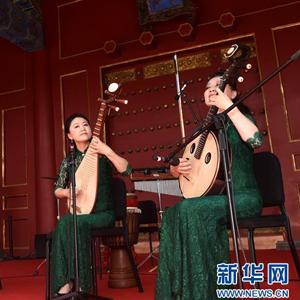 [今樂壇]中國廣播民族樂團走進故宮