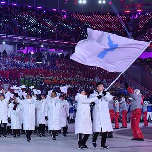 韓朝商定2018年亞運會開閉幕式共同入場
