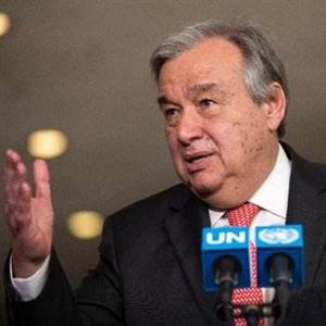 聯合國秘書長表示反對將兒童與其非法越境父母強行分離