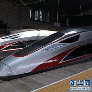 """[財經晚報]下月起北京再增12.5對""""復興號"""""""