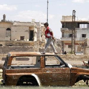 敘利亞強烈譴責土美軍隊進入曼比季地區