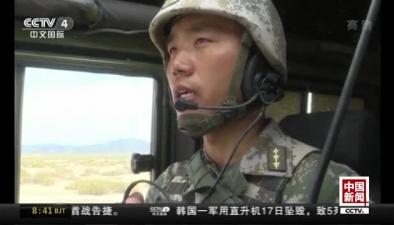 新疆軍區:以快制勝 多型火炮精確打擊