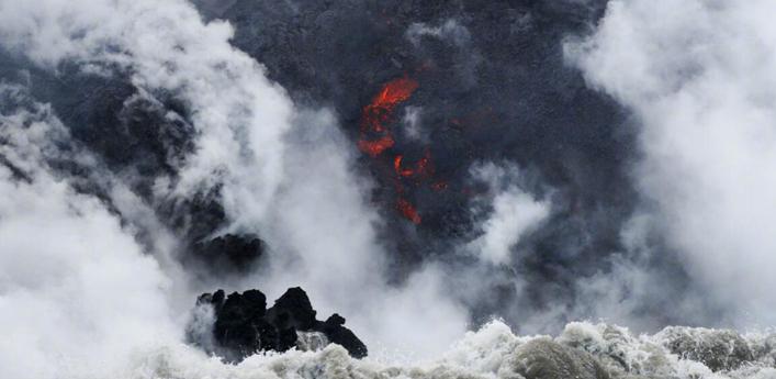 提醒:中國公民謹慎參加夏威夷火山遊覽項目