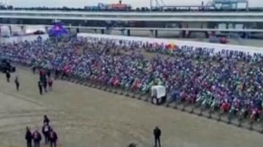 荷蘭摩托車海灘越野賽